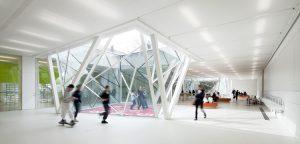 Arquitetura em vidro