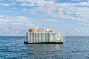 Casa Flutuante espanhola