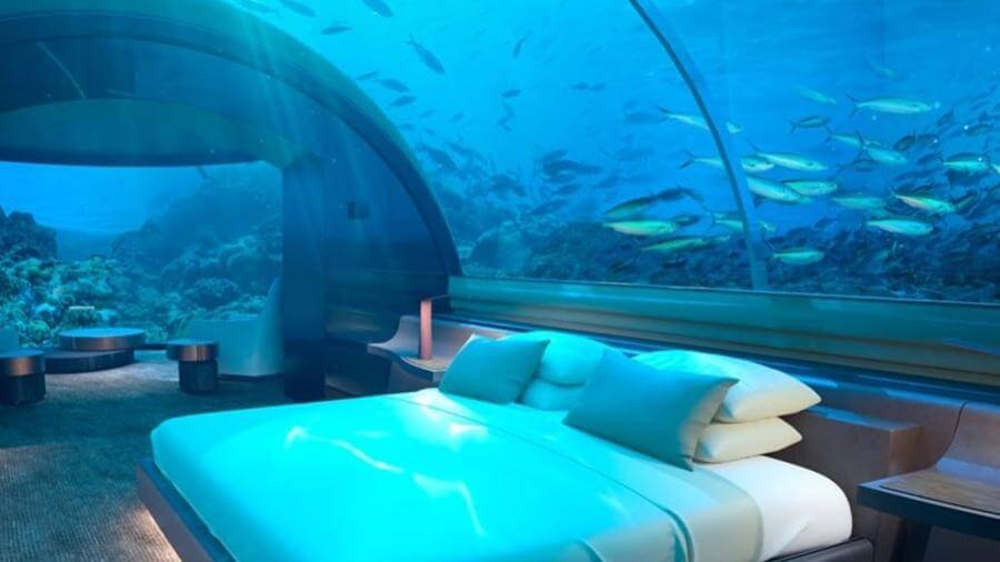 hotel submerso
