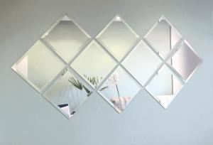 Espelho prata